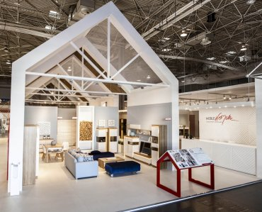 Meble Wójcik brand present at the Meble Polska 2017 Furniture Fair