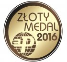 Toronto with the 'Gold Medal of Poznań Trade Fair 2016' - ikona