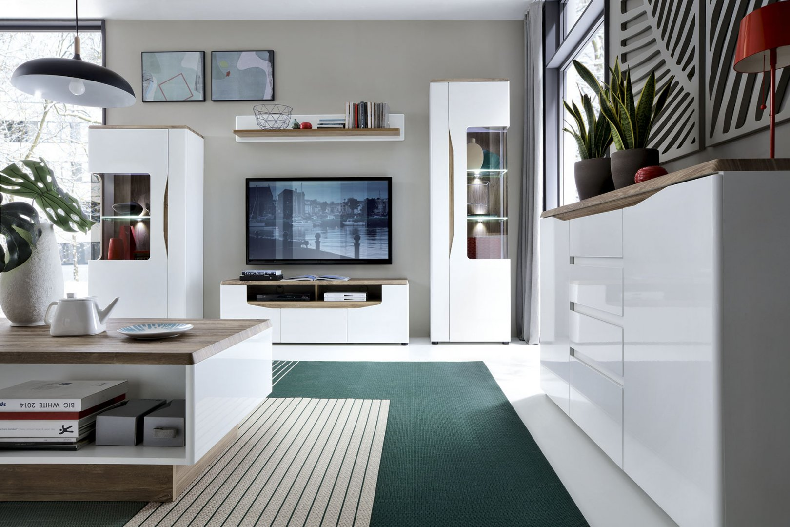 nowoczesne meble m�odzieżowe systemowe meble do pokoju